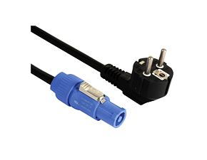 Powercon 230 V Kabel