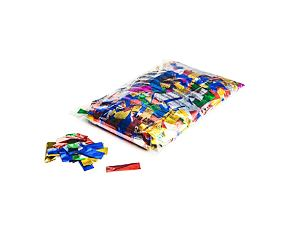 Metallic Confetti - Farbmischung - 1 kg Packung